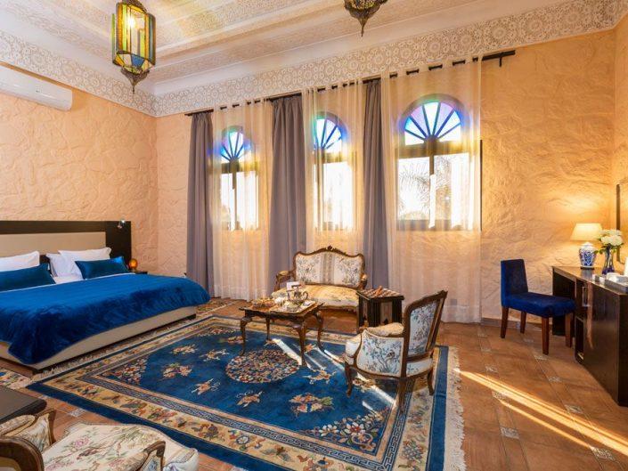 Photographe de chambres d'hôtes La Citadelle Marrakech