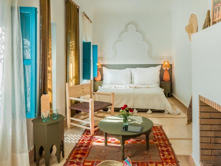 Photographe professionnel pour vos chambres d'hôtes à Marrakech Maroc