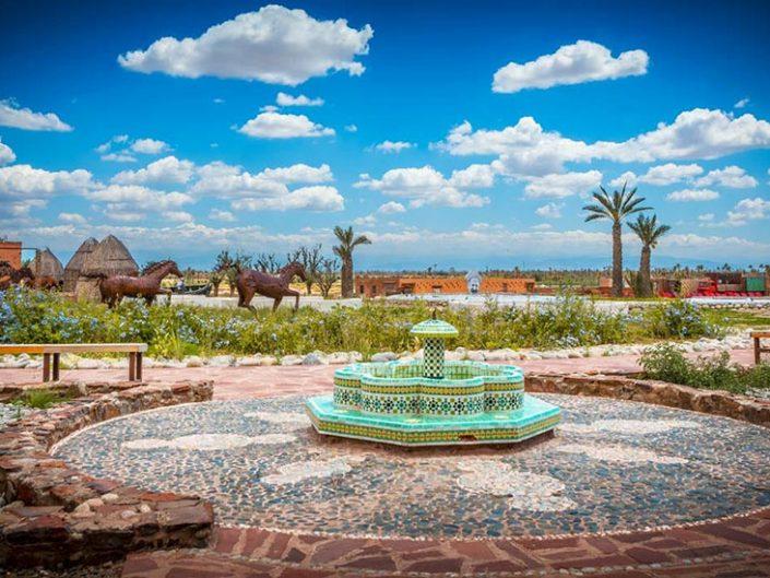 Photographe touristique à Marrakech