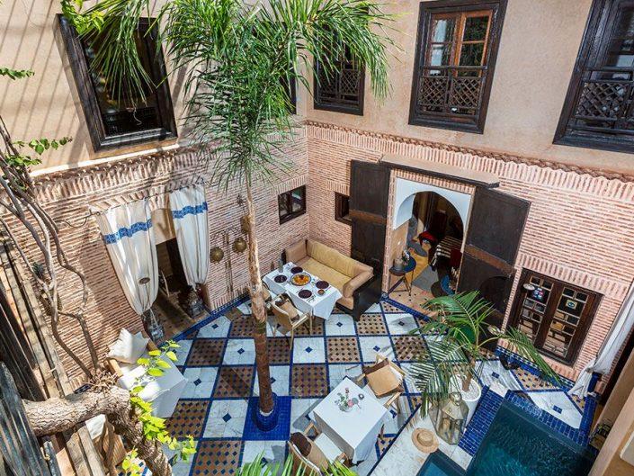 Photographe spécialisé en architecture : Hotels, Riads et intérieurs à Marrakech