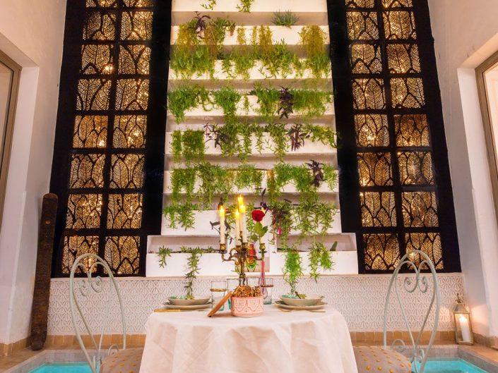 Photographie décoration, hôtels, chambres d'hôtes et riad à Marrakech