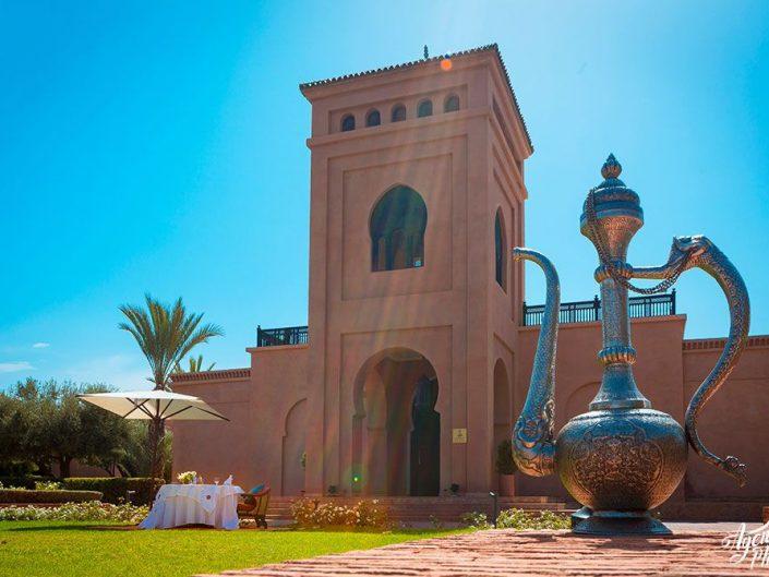 Photographe Hôtel Selman Marrakech 5*