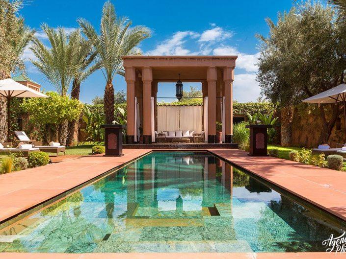 Photographe de mariage au Palais Selman Marrakech
