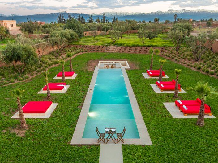 Photographe spécialisé en hôtellerie à Marrakech Maroc