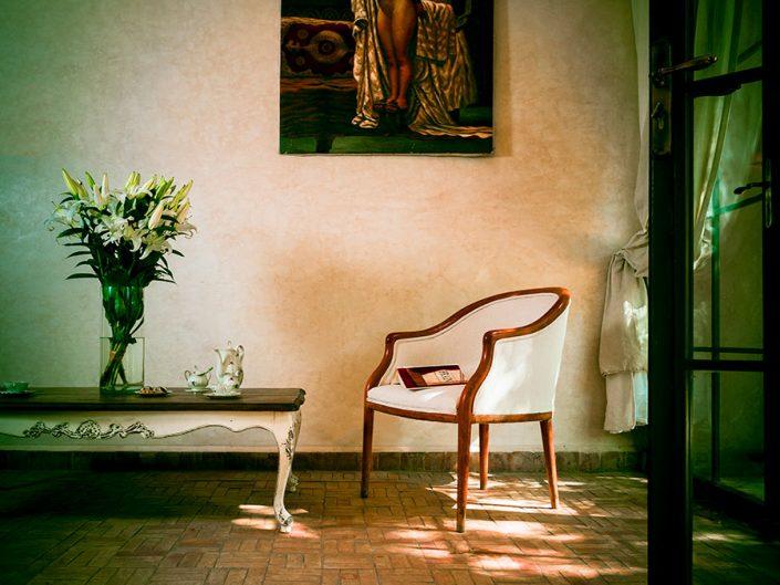 Photographe spécialisé en hotel de luxe à Marrakech