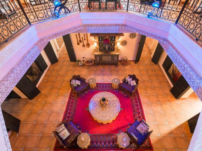 Photographie maison d'hôtes La Citadelle Marrakech