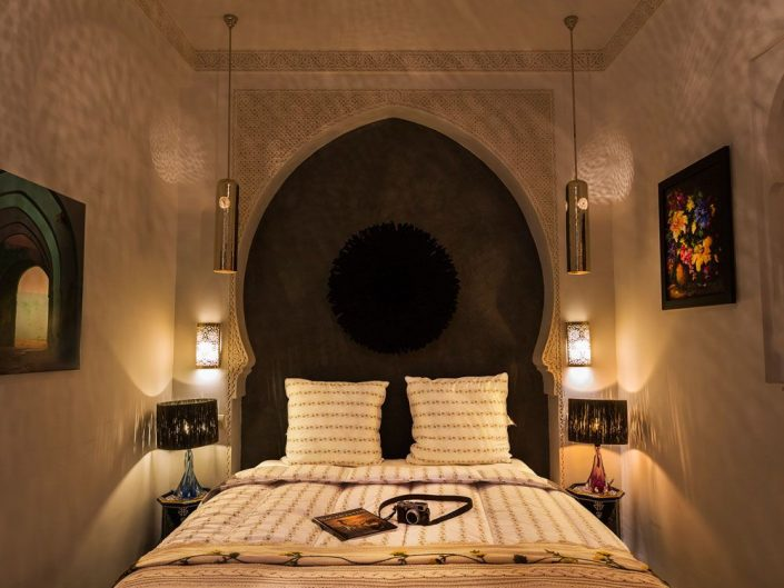 Photographe pour hôtellerie, hôtels, chambre d'hôte, auberge à Marrakech
