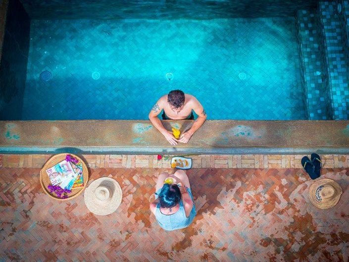 Photographe spécialisé en hôtel de luxe à Marrakech
