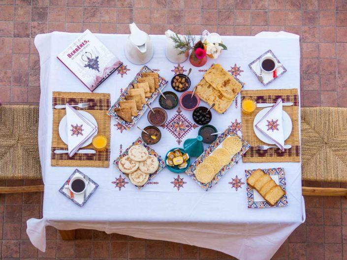 Reportage photo culinaire par un photographe professionnel à Marrakech