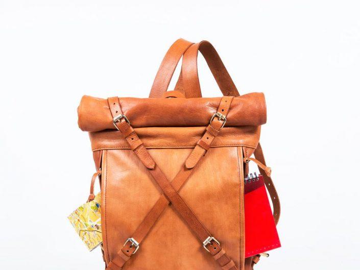 Packshot sac traditionnel marocain