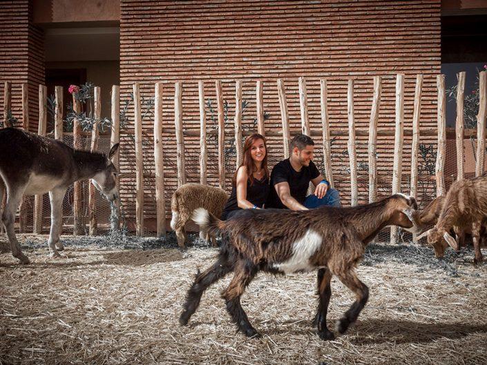 Shooting photo en couple pas cher à Marrakech