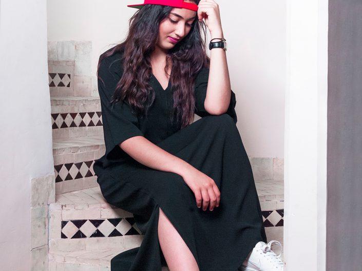 Photographe de mode à Marrakech Maroc