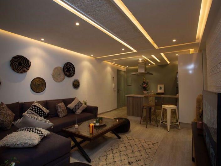 Tarif de photographies d'architecture, appartements, design intérieur, décoration, immobilier à Marrakech