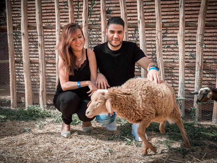 Photographe de couple et famille à Marrakech