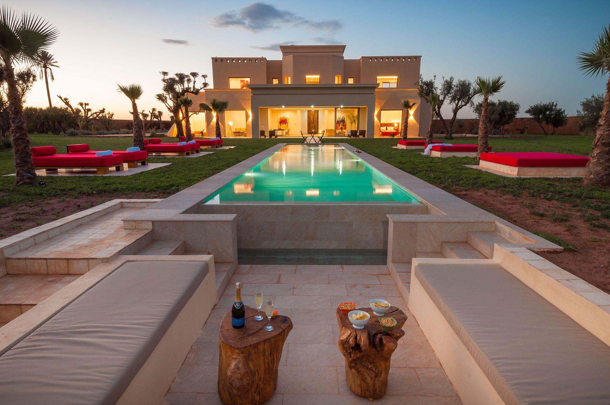 Photographe pour hôtels et hôtellerie de luxe à Marrakech