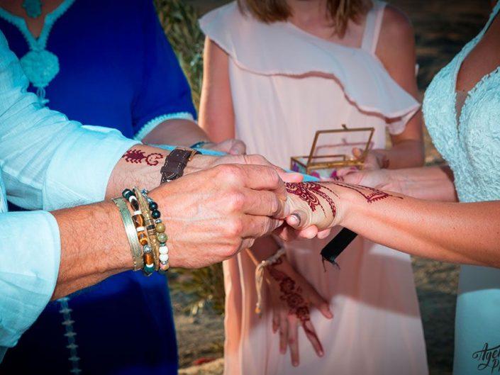 Photographe mariage original au Maroc