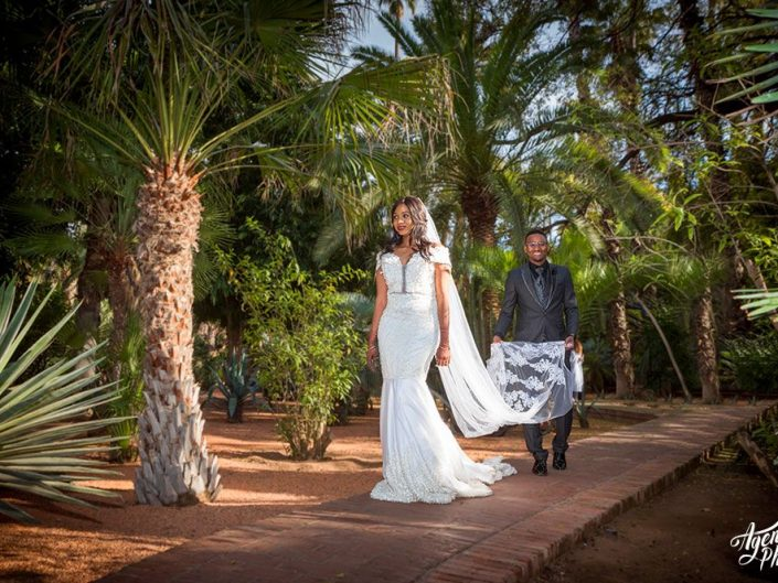 Reportage photo mariage à Marrakech